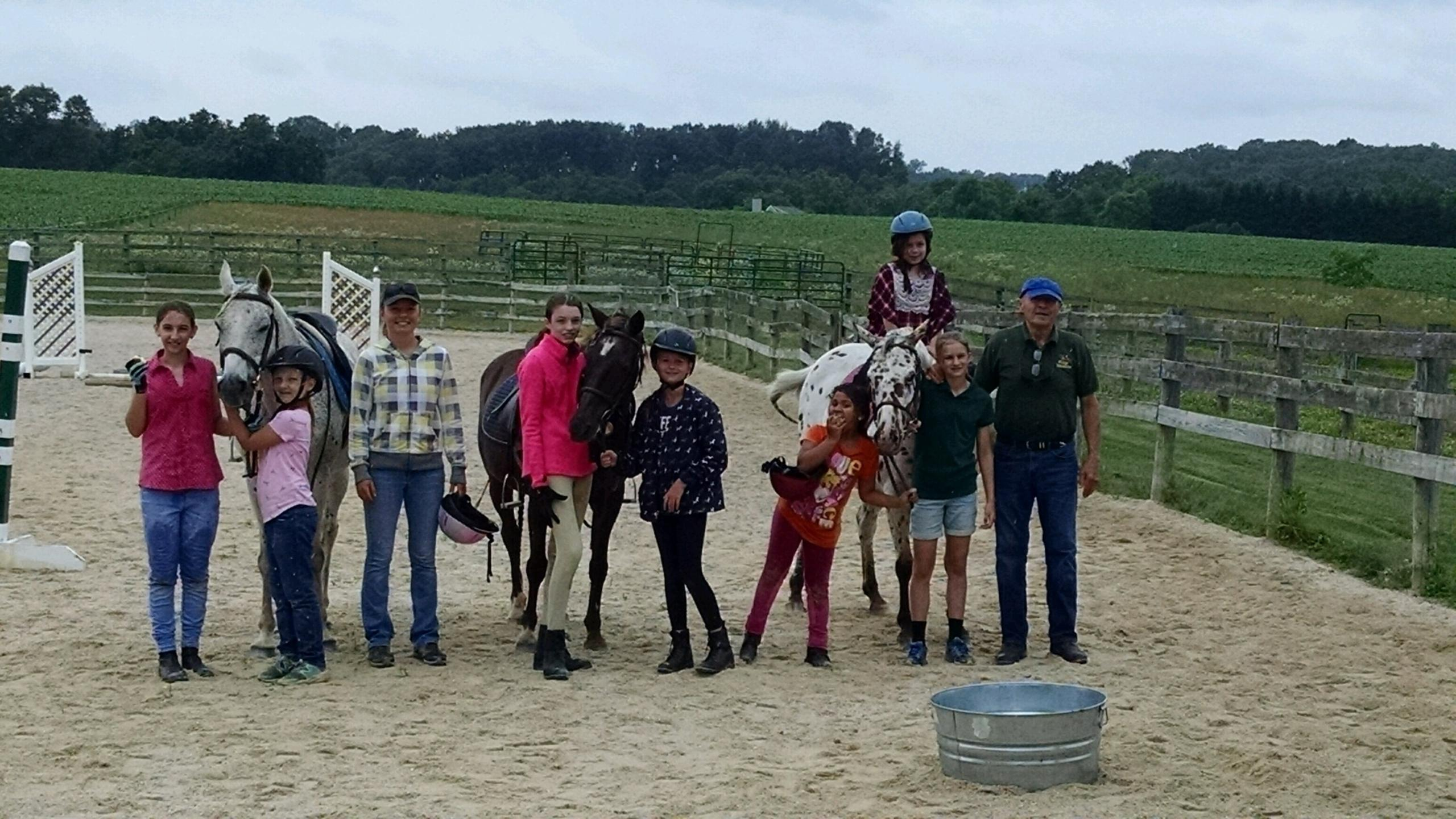 Welcome To York County S Best Horse Farm Amp Riding Ridge